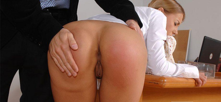 Nikki spanking