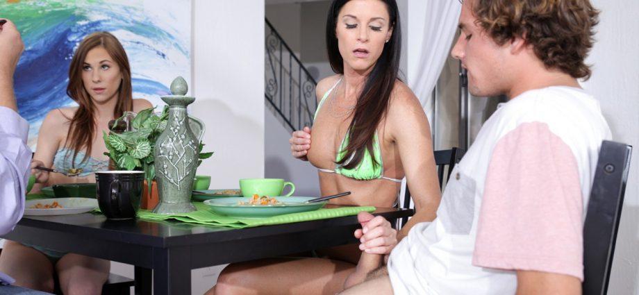 Pantyhose heels sex movies
